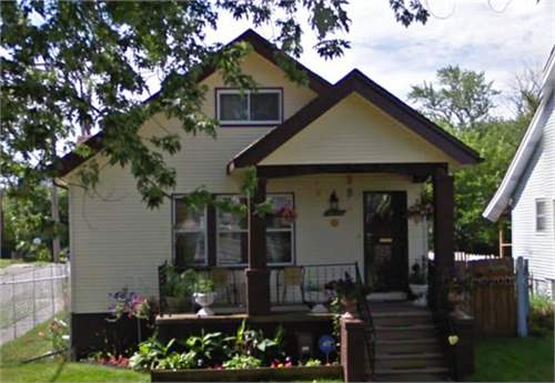# 8704246 - £7,908 - 3 Bed House, Detroit, Wayne County, Michigan, USA