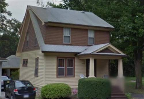 # 8726597 - £6,083 - 2 Bed House, Detroit, Wayne County, Michigan, USA