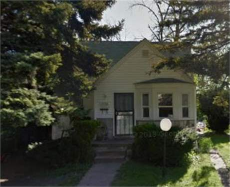 # 8978611 - £7,300 - 3 Bed House, Detroit, Wayne County, Michigan, USA
