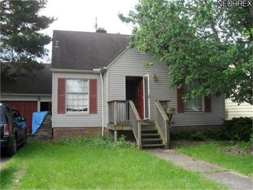 # 9798101 - £11,750 - 3 Bed House, Cleveland, Cuyahoga County, Ohio, USA
