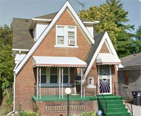 # 9934712 - £8,531 - 3 Bed Townhouse, Michigan, USA
