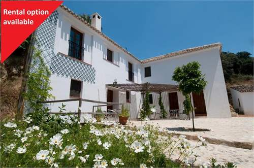 # 10671316 - £721,263 - Mill, Zagra, Province of Granada, Andalucia, Spain