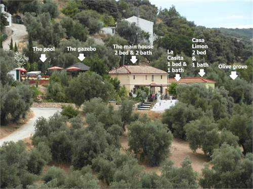 Spanish Real Estate #6114861 - From £276,120 to £297,360 - 6 Bed Finca