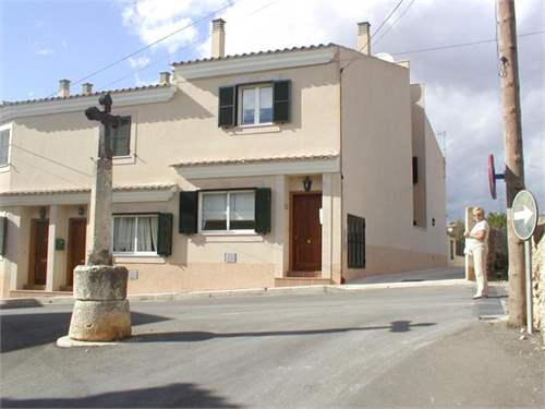 # 6458956 - £165,816 - 3 Bed House, Buger, Mallorca, Balearic Islands, Spain