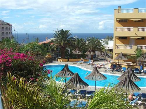 # 7311991 - £42,233 - 1 Bed Apartment, Puerto de Santiago, Province of Santa Cruz de Tenerife, Canary Islands, Spain