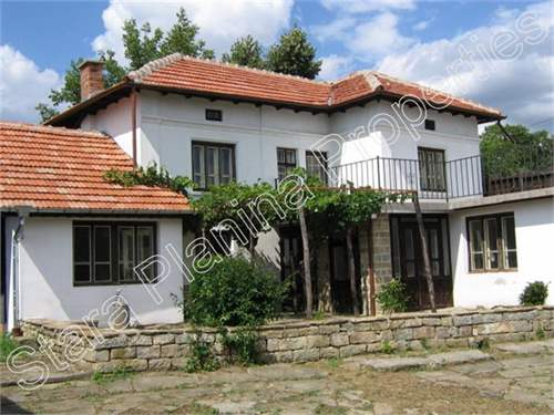 # 6297067 - £32,046 - 2 Bed House, Gostilitsa, Gabrovo, Bulgaria