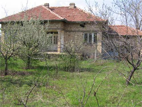 3-bed rural property with big garden, a garage and a big barn – ID: 6297159
