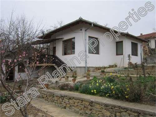 # 7540813 - £25,141 - 1 Bed Bungalow, Veliko Turnovo, Bulgaria