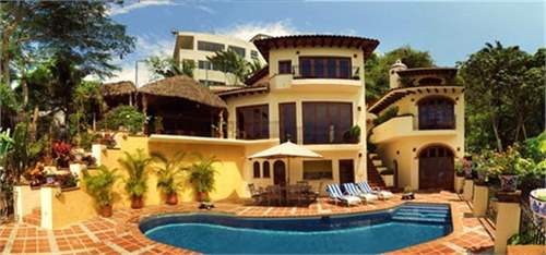 Mexican Real Estate #7751340 - £305,670 - 4 Bed Villa