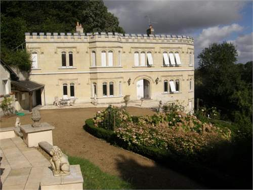 French Real Estate #6244122 - &pound;396,645 - 3 Bed Manor House