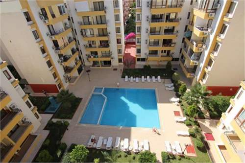 # 12459582 - £27,524 - 1 Bed Flat, Mahmutlar, Antalya Province, Turkey