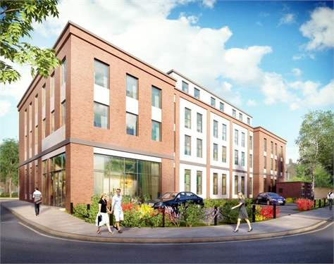 # 11944534 - £64,995 - 1 Bed Studio, Chester, Cheshire, England, United Kingdom