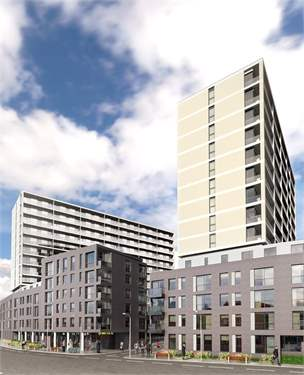 # 12882316 - £98,285 - 1 Bed Flat, Ancoats, Greater Manchester, England, United Kingdom