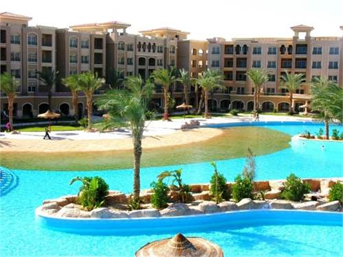# 7539946 - £50,323 - 1 Bed Flat, Sa`l Hashish, Red Sea, Egypt