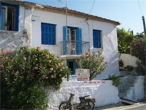 Greek Real Estate #6824206 - &pound;158,535 - 1 Bedroom Townhouse