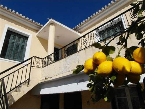 Greek Real Estate #7294835 - £85,348 - 1 Bedroom House