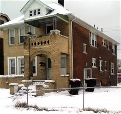 # 6882226 - £34,912 - 6 Bed House, Detroit, Wayne County, Michigan, USA