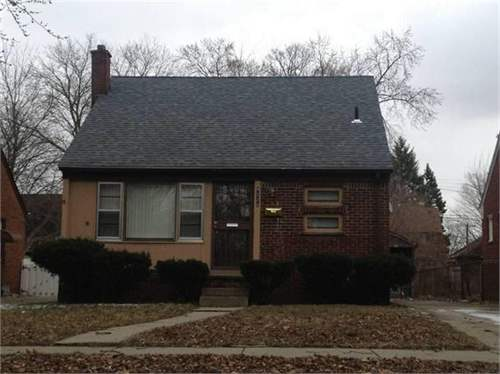 # 7539944 - £20,171 - 3 Bed Bungalow, Detroit, Wayne County, Michigan, USA