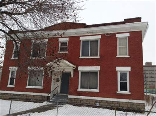 # 7576693 - £52,114 - 8 Bed House, Detroit, Wayne County, Michigan, USA