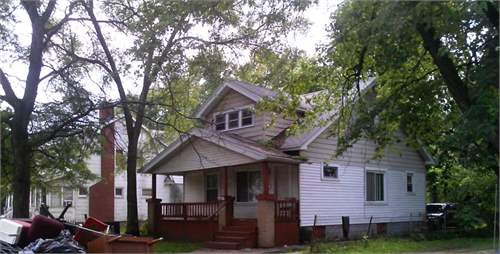 # 8330702 - £13,696 - 4 Bed House, Detroit, Wayne County, Michigan, USA