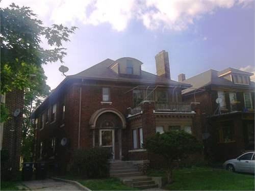 # 8424987 - £28,203 - 6 Bed House, Detroit, Wayne County, Michigan, USA