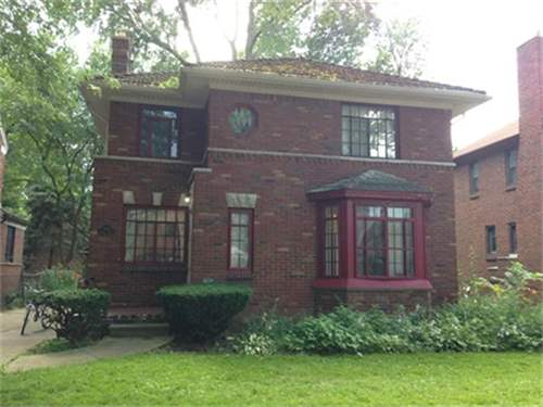 # 8725927 - £30,160 - 4 Bed Prestige Home, Detroit, Wayne County, Michigan, USA