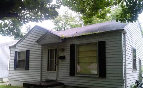 # 8725937 - £11,455 - 3 Bed Bungalow, Detroit, Wayne County, Michigan, USA
