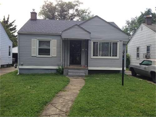 # 8877214 - £17,609 - 3 Bed Bungalow, Detroit, Wayne County, Michigan, USA