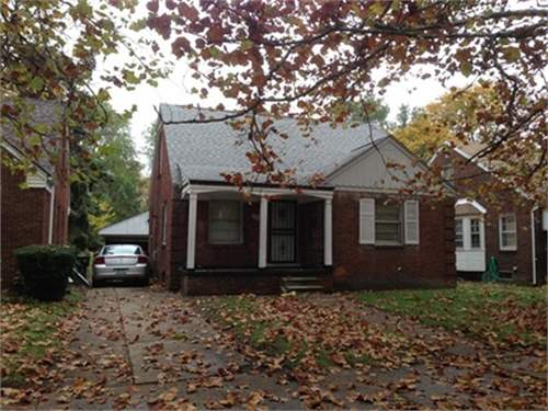 # 8877215 - £20,218 - 3 Bed Bungalow, Detroit, Wayne County, Michigan, USA