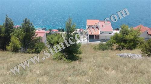 # 12236077 - £357,120 - Building Plot, Pisak, Split-Dalmatia, Croatia