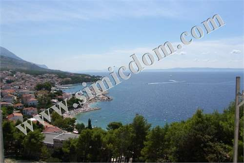 # 9403539 - POA - 2 Bed Flat, Baska Voda, Split-Dalmatia, Croatia