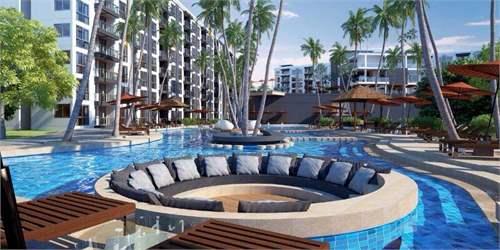 # 10851998 - £34,499 - 1 Bed Flat, Pattaya, Chon Buri, Thailand