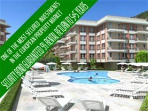 Turkish Real Estate #2824210 - £49,907 - 2 Bed Flat