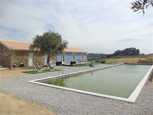# 12707576 - £217,250 - 3 Bed Farmhouse, Idanha-a-Nova, Castelo Branco, Portugal