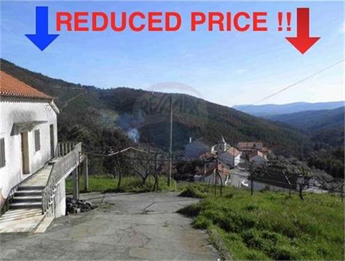 Portuguese Real Estate #7578147 - £60,868 - 3 Bedroom Farmhouse