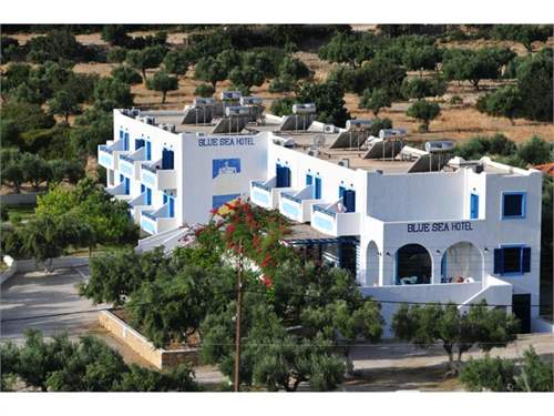 Boutique-style 27 Bed Hotel for Sale in Karpathos – ID: 6825077