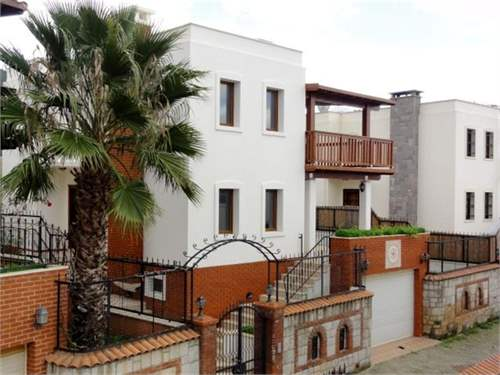 # 11465756 - £270,000 - 4 Bed New House, Bodrum, Mugla Province, Turkey