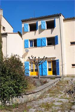 French Real Estate #7630432 - £145,804 - 4 Bedroom Townhouse