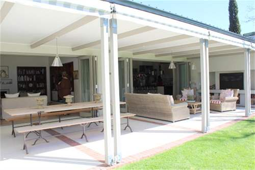 4 Bedroom House in Franschhoek, South Africa