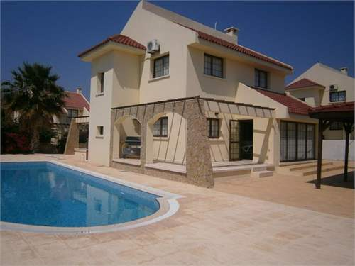 # 11958794 - £110,000 - 4 Bed Villa, Famagusta, Northern Cyprus