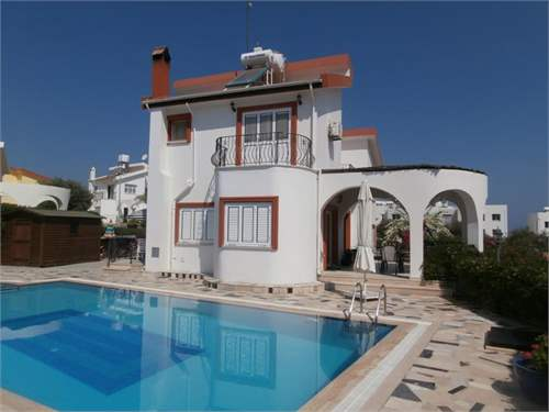 # 12250571 - £149,950 - 4 Bed Villa, Kyrenia, Northern Cyprus
