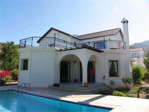 Cypriot Real Estate #7567118 - £139,950 - 3 Bed Villa