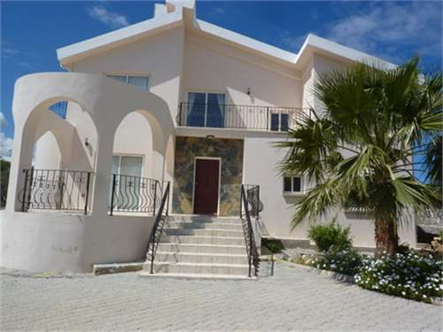 Cypriot Real Estate #7576701 - £119,950 - 4 Bedroom Villa