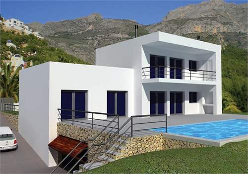 # 7437330 - £476,880 - Land and Build, Altea, Province of Alicante, Valencian Community, Spain