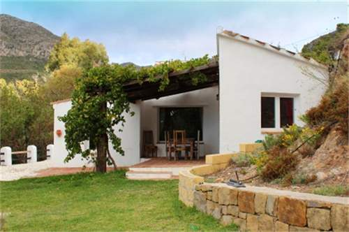 Spanish Real Estate #7469877 - &pound;297,906 - 3 Bedroom Villa
