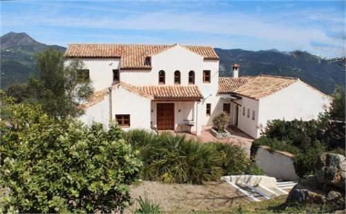 # 7579704 - £708,930 - 4 Bed House, Casares, Malaga, Andalucia, Spain