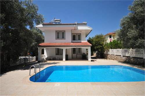 Turkish Real Estate #7493594 - £110,000 - 4 Bed Villa