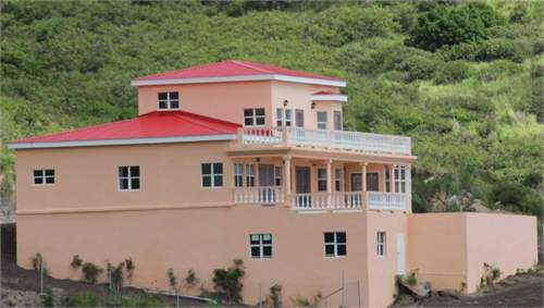 St Kitts and Nevis Real Estate #7480758 - £656,384 - 3 Bed New House