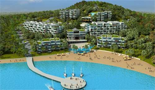 St Kitts and Nevis Real Estate #7482898 - £295,965 - 1 Bedroom Condo