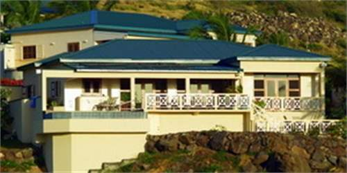 St Kitts and Nevis Real Estate #7539921 - &pound;614,949 - 3 Bed Villa